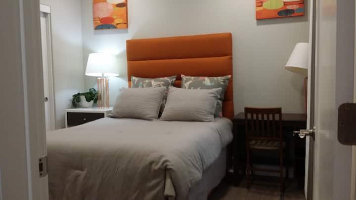聖何西帶家具豪宅2樓房間出租