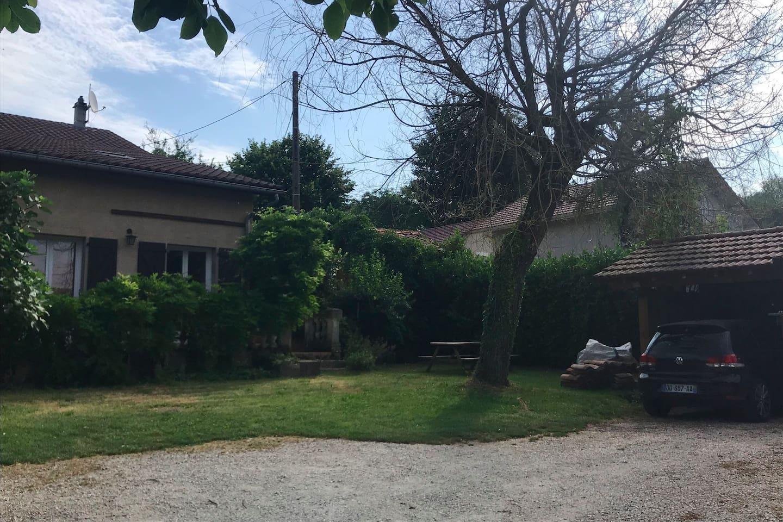 Maison de 165 m2 proche lac paladru