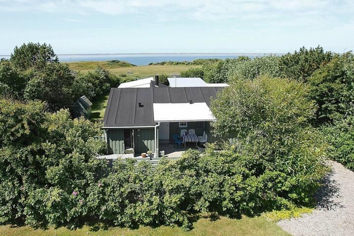 Maison de vacances de charme à Vestervig proche plage