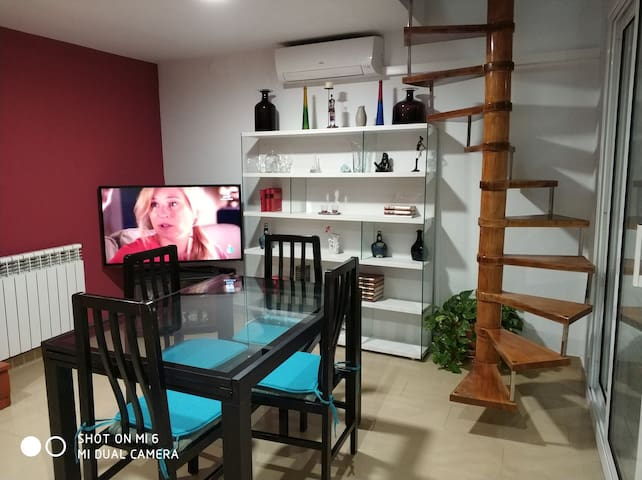 Nice rooms in Gelida comfortable and large flat