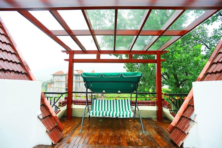 悠闲舒适山景整栋莫干山静心之旅 - Huzhou - Apartment