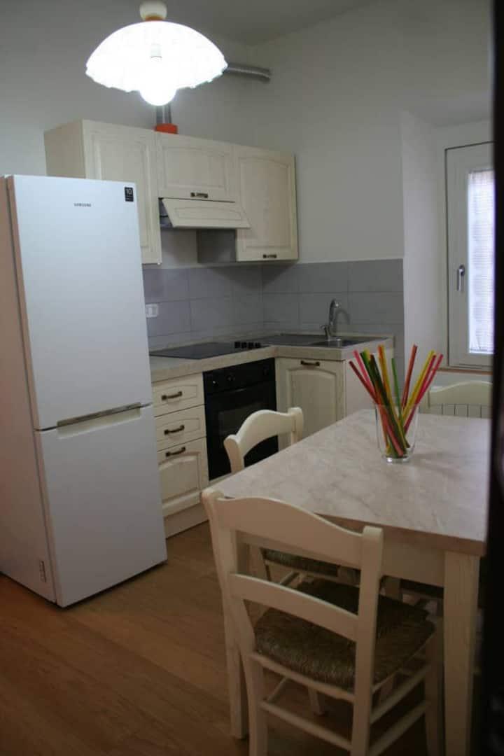 Appartamento via Borgo Piatto zona centralissima
