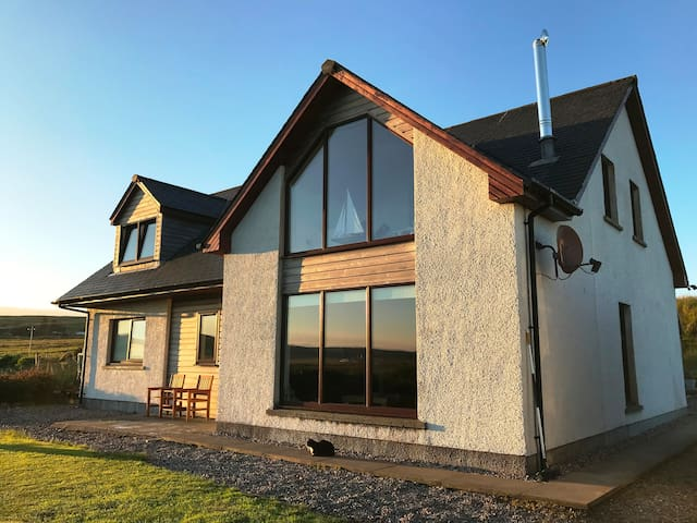 Diobadal House, Luxury Self-Catering Isle of Lewis