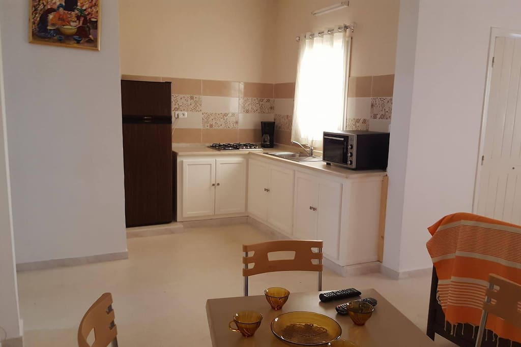 kitchenette, Coin repas