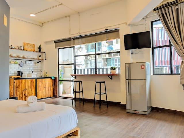 BeautifulChaos1 | Studio apartment at Ben Thanh