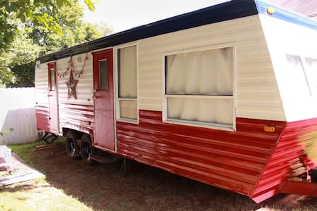 "Come ""Glamping"" in charming West Fork, NWA!!!"