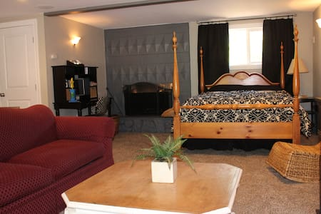 Tranquil Suite in Gig Harbor