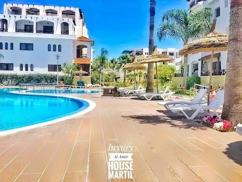 Luxury Al-Amir House Martil