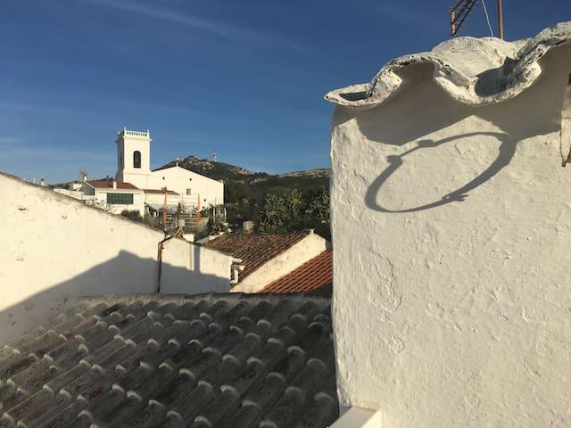 Encantadora casa céntrica en Mercadal - Es Mercadal - Casa