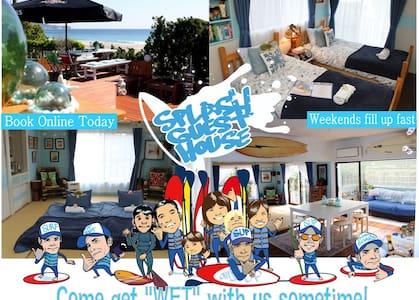 Splash Guest House *Group Booking - Katsuura