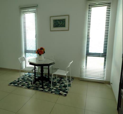 Bedroom 1 - Frangpani Room