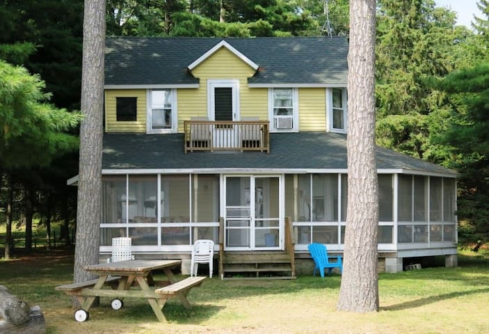 Mielke Cottage - Shawano Lake