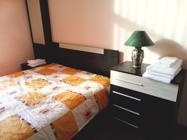 Apartment at the Danube river and city center - Ruse