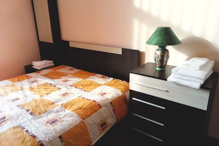 Apartment at the Danube river and city center - Ruse - Apartment