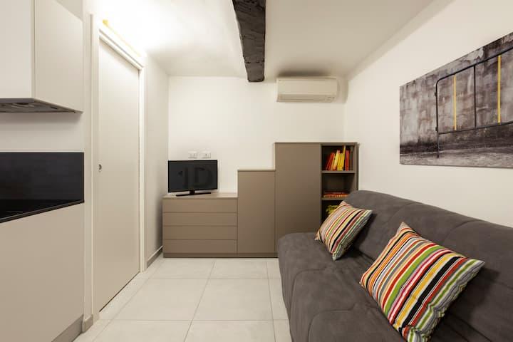 1DS Dimora con travi a vista - Home 32 Apartments