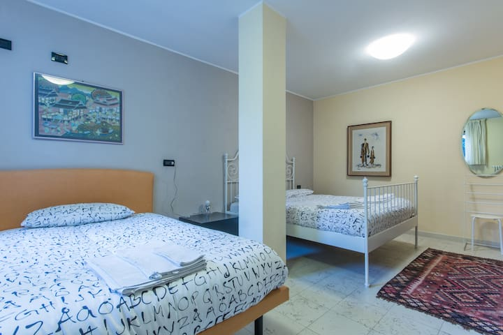 Room Roots, B&B Centro Arcangelo