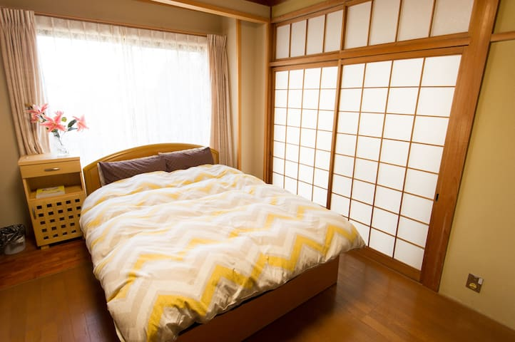 Izumi 泉 Private RM 201 1-3 people 24H to Airport
