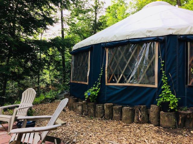 Barnard Yurt