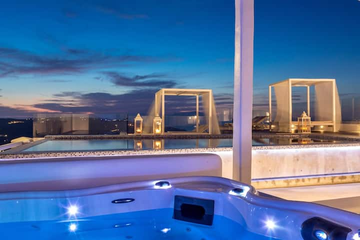 Junior Suite | Outdoor Jacuzzi