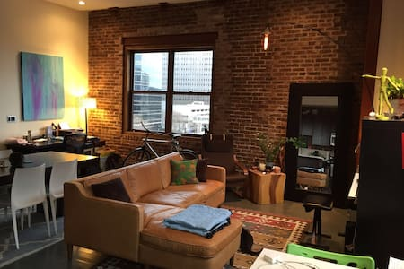 Luxury Loft 15 mins from NYC - Newark