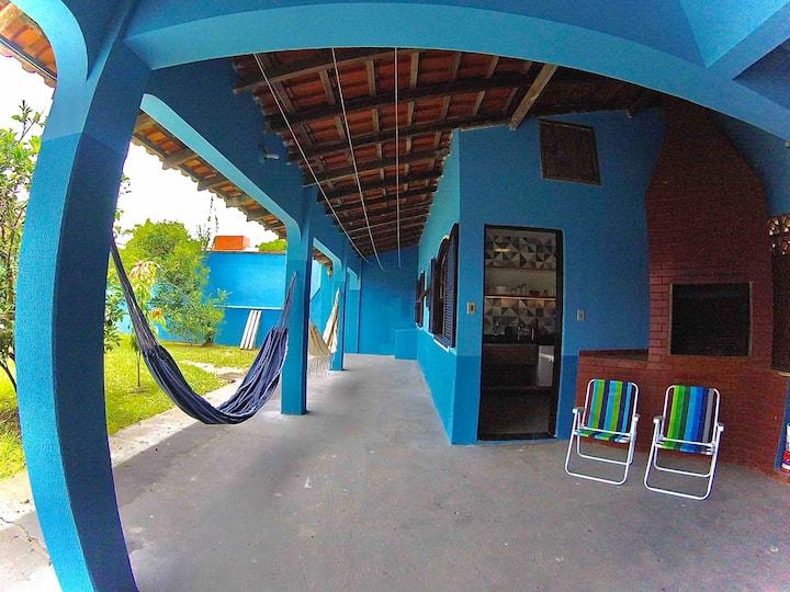 Studio 200m embarque Ilha do Mel + Garagem coberta