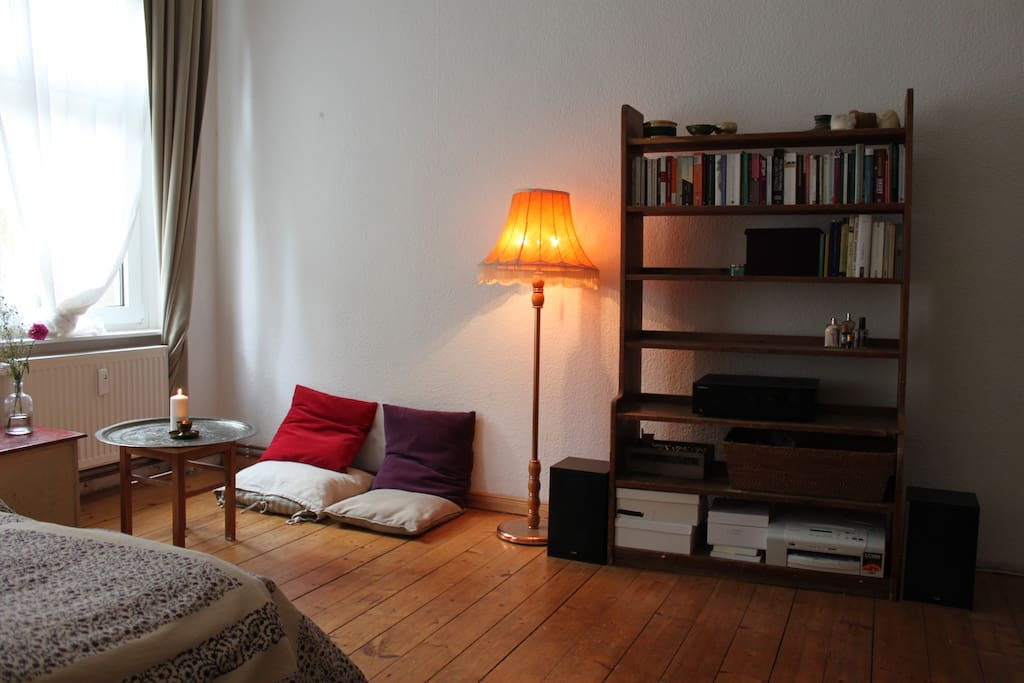 Quiet and cozy 35m apartment apartamentos en alquiler for Apartamentos en berlin