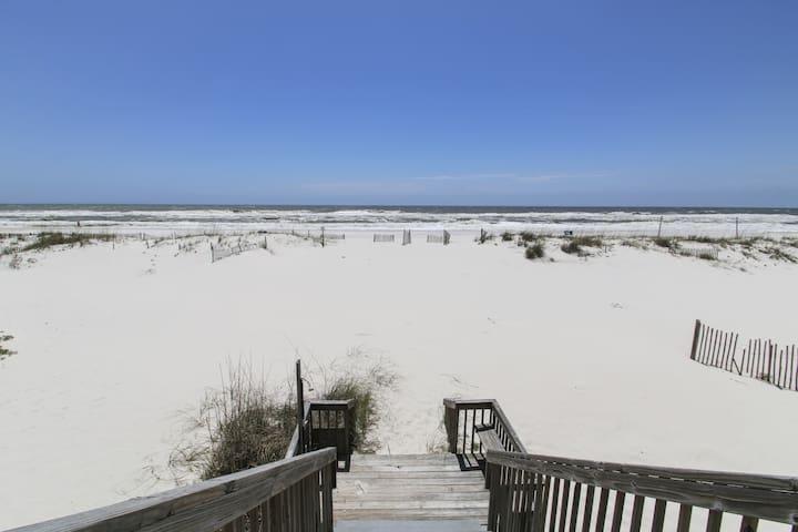 Dorothy: Beachfront Gulf Shores - Gulf Shores - Apartamento