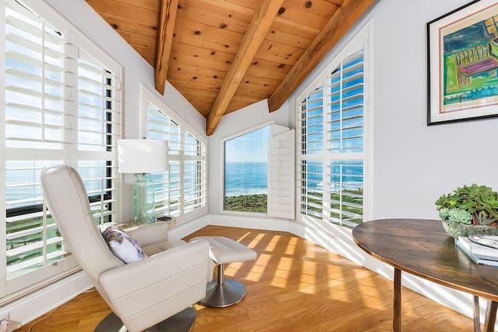 Blue Luana - Luxury Oceanfront Condo with AC