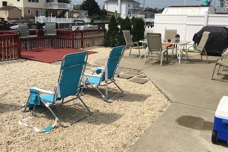Beachy Lagoonfront Ranch  - Wknd/Weekly/LongTerm - Stafford Township - (ukendt)