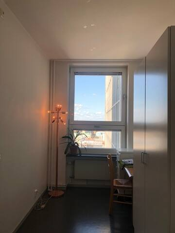 Great view, at the perfect location in Stockholm