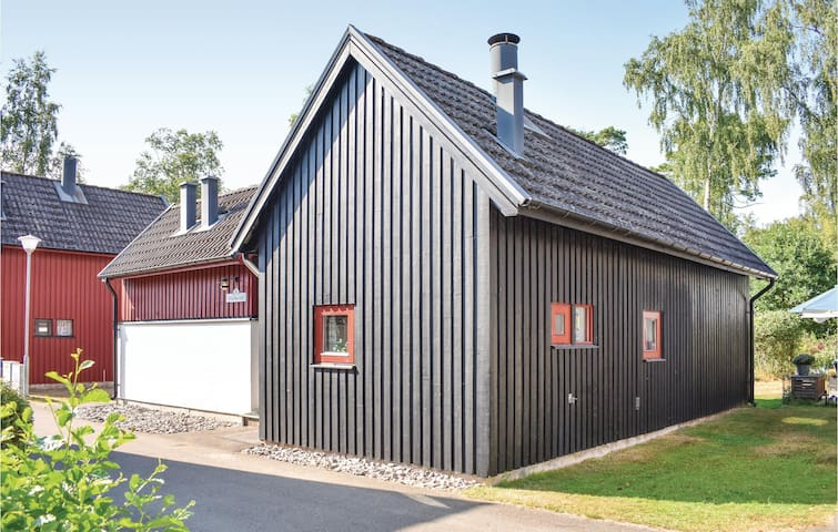 Semi-Detached with 2 bedrooms on 40m² in Ängelholm