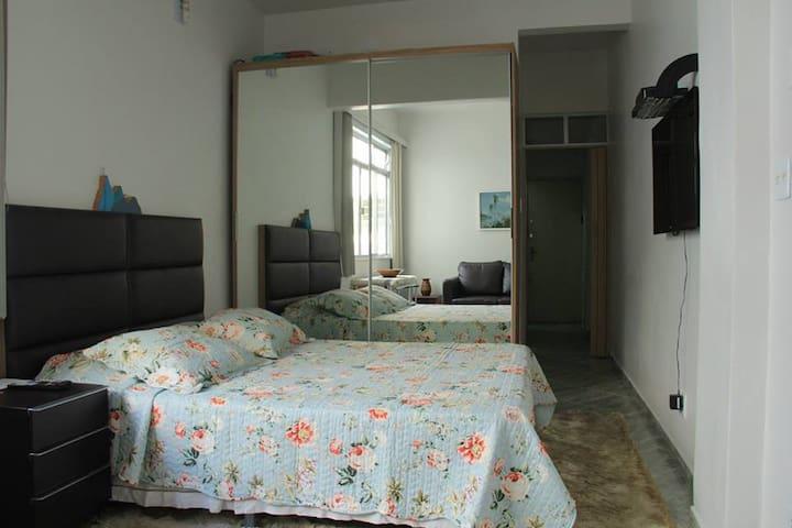 Studio in Copacabana - Cosy and Complete - Rio de Janeiro - Lakás