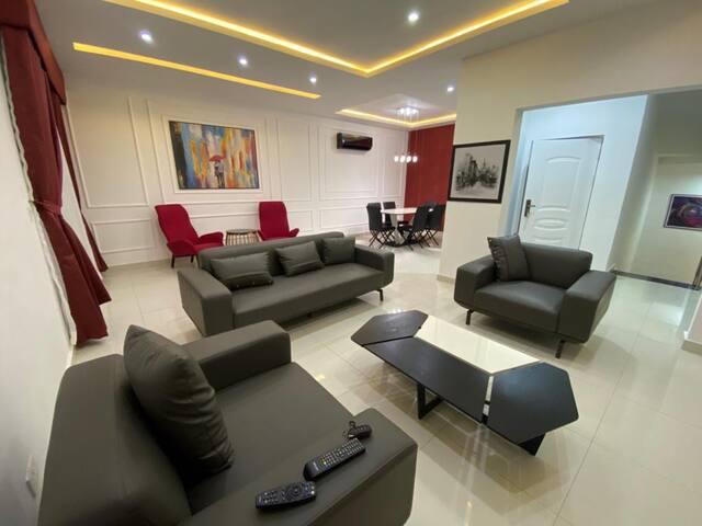 Luxury Furnished 4Bedroom Terrace