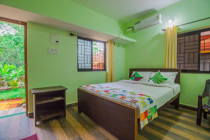 OYO 1 BR Comfortable Studio In Canacona, Goa