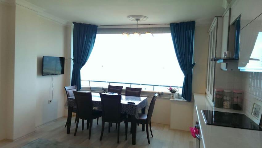 Trabzon araklı da lüx daire - Araklı - Apartemen