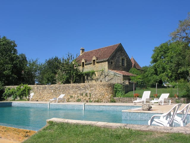 Grange - Beynac-et-Cazenac - House