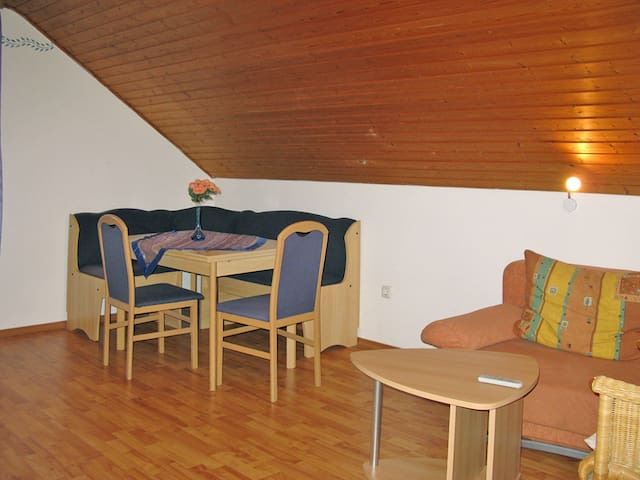 Fuchs am Goldenen Steig - Mauth - Apartament