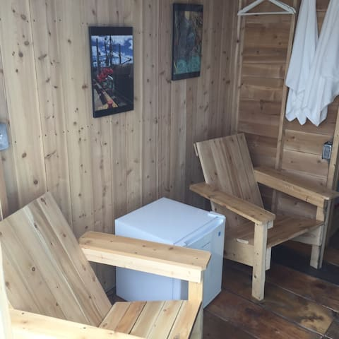 ShantyStay Accommodations  - Sleeping Cabins
