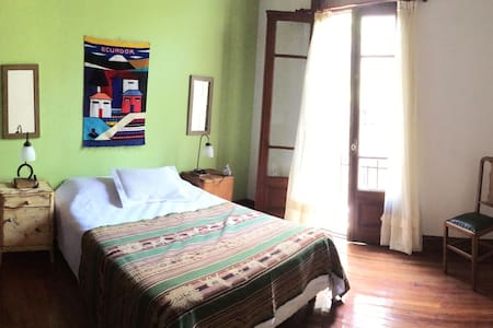Casa al Sudeste / Habitación Doble - Buenos Aires - Huis