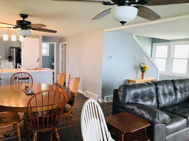 Newly Remodeled Cottage on Lake Winnebago