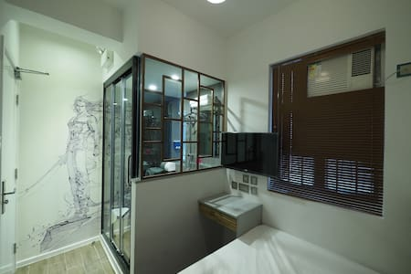 Comics Double @ TST (WIFI) - Hong Kong - Apartment