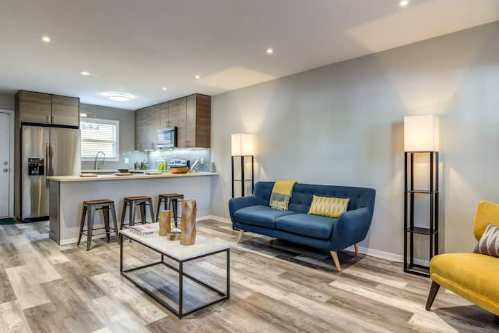 modern&luxury apartment