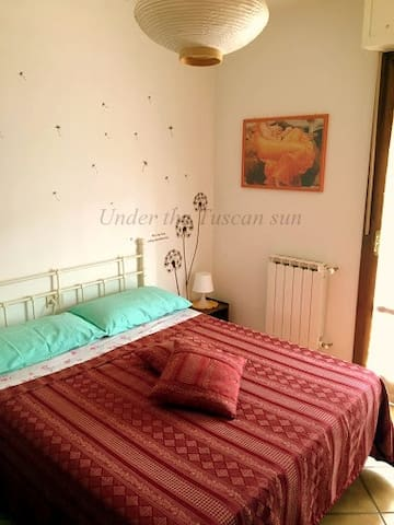 Nice room under the Tuscan sun - Rignano sull'Arno - Departamento