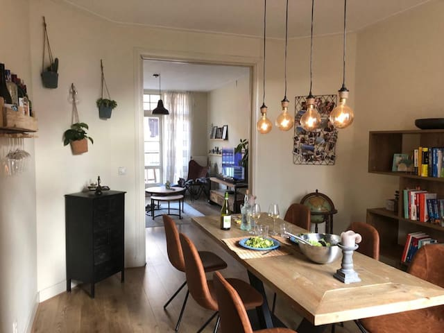 Beautiful apartment centrally located in Utrecht
