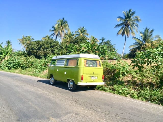 The Travel Camper