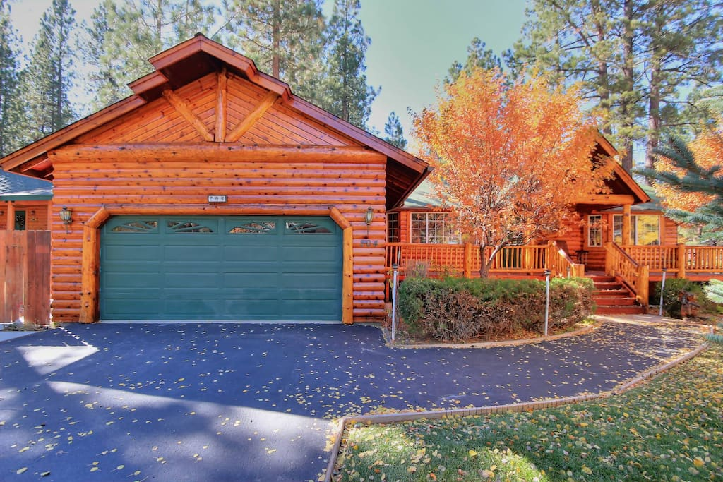 Boo Bear 39 S Lodge Pool Table Spa Houses For Rent In Big Bear Lake California United States