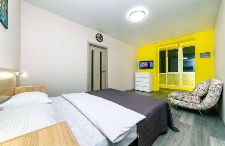 Cozy flat near Promenade on Esenin street, Irpin