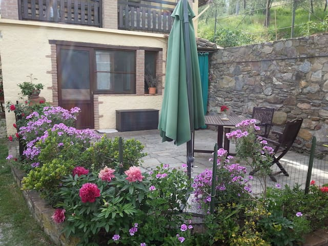 Holiday apartment in the countyside near Lucca