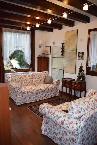 """""""Casa dei tigli"""" vicina a Venezia. Close to venice"""