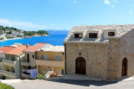 Villa Marina –Old world charm with modern updates - Drašnice